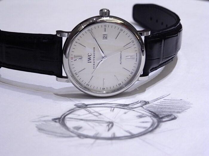 IWC 純粋な極上の美しさを湛える時計 ポートフィノ・オートマティック-IWC -R1164389-700x525