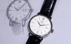 IWC 純粋な極上の美しさを湛える時計 ポートフィノ・オートマティック