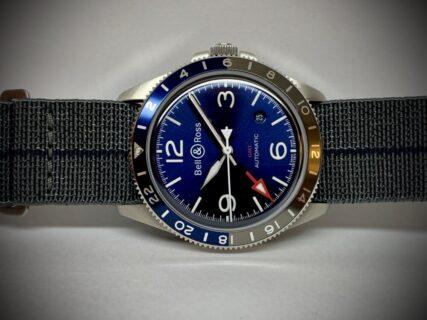 新作入荷しました!!BRV2-93 GMT BLUE~ベル&ロス~