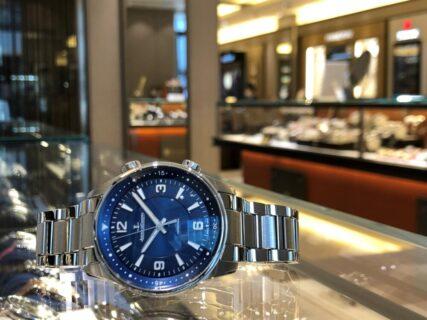 エレガンスとスポーティを内包する腕時計「ジャガー・ルクルト ポラリス オートマティック」をご紹介。