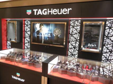 【TAGHeuerフェア開催】6/5~6/30まで 大人気モデル、限定モデル取り揃えています