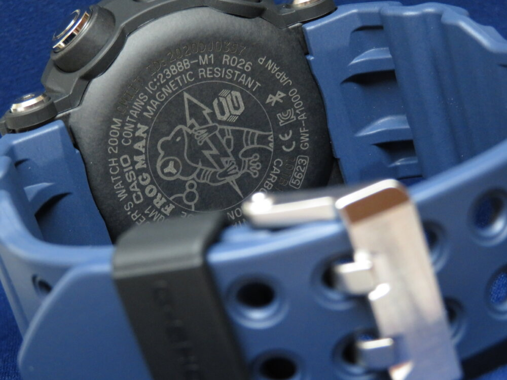 素材、構造を新たに。革新のフルアナログモデル FROGMAN「GWF-A1000-1A2JF」-G-SHOCK -IMG_1440