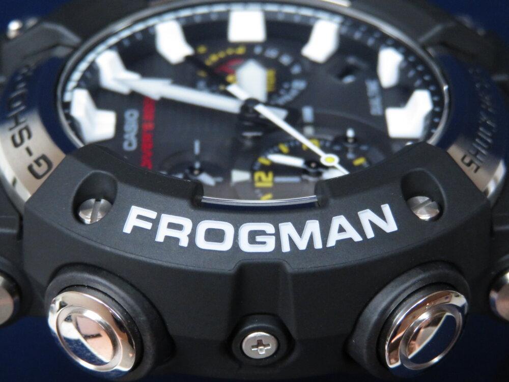 素材、構造を新たに。革新のフルアナログモデル FROGMAN「GWF-A1000-1A2JF」-G-SHOCK -IMG_1443