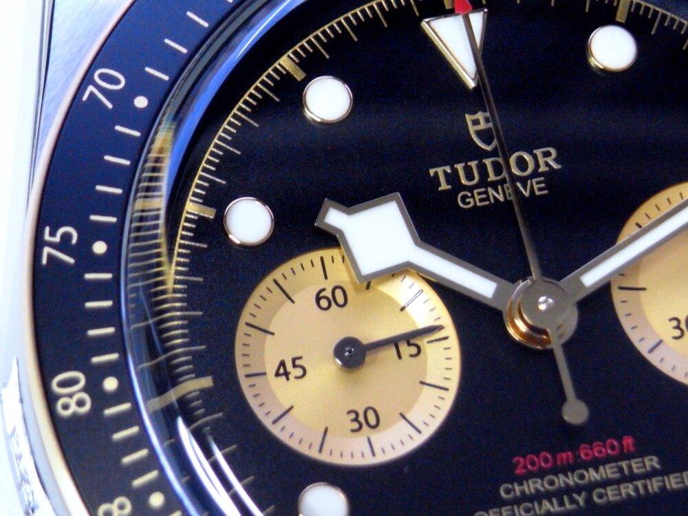 """ベルトの拡張性もチューダーの魅力、歴史を重ねた実績の証明 """"ブラックベイ クロノ S&G"""" - TUDOR"""