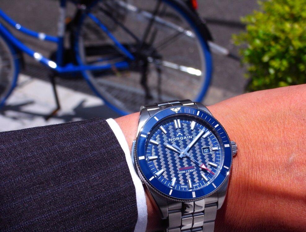 こだわりのスイス時計ブランド 20万円台で手に入れる!NORQAIN(ノルケイン)-NORQAIN -R1178462