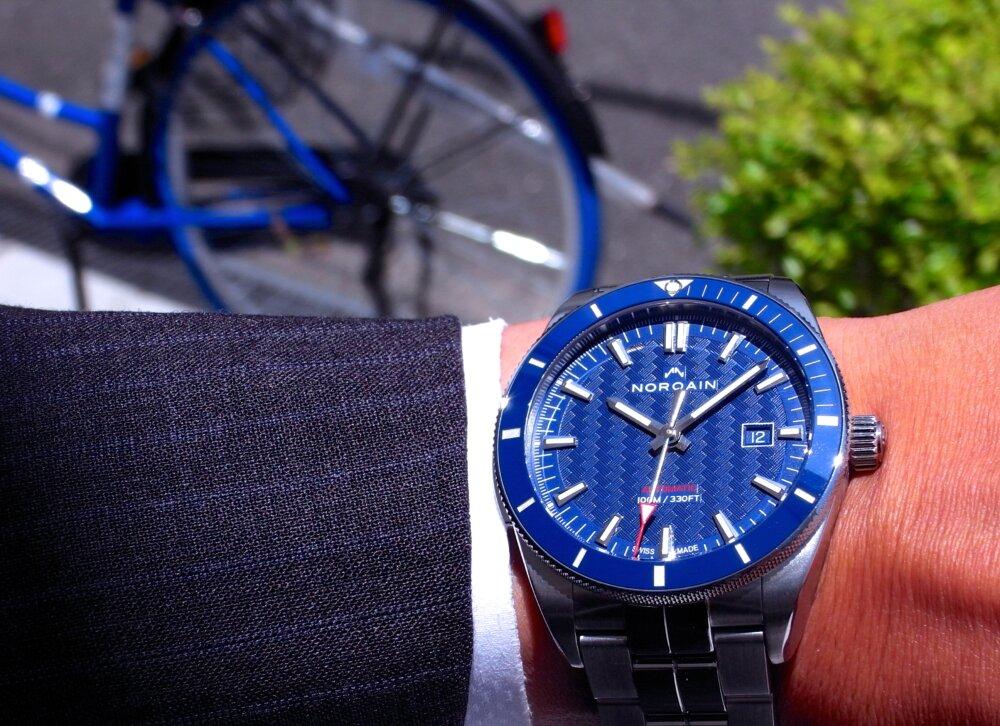 こだわりのスイス時計ブランド 20万円台で手に入れる!NORQAIN(ノルケイン)-NORQAIN -R1178464