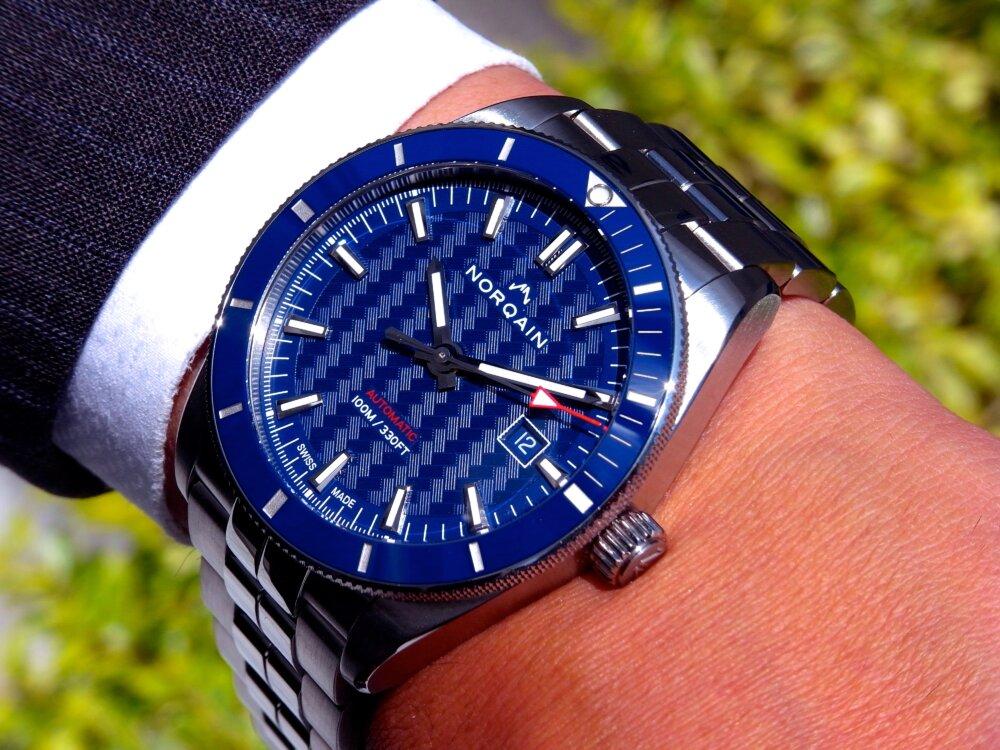 こだわりのスイス時計ブランド 20万円台で手に入れる!NORQAIN(ノルケイン)-NORQAIN -R1178472