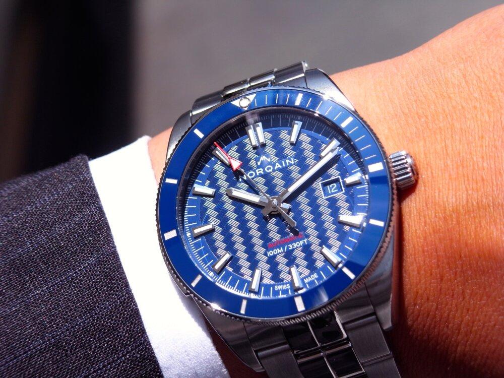 こだわりのスイス時計ブランド 20万円台で手に入れる!NORQAIN(ノルケイン)-NORQAIN -R1178477
