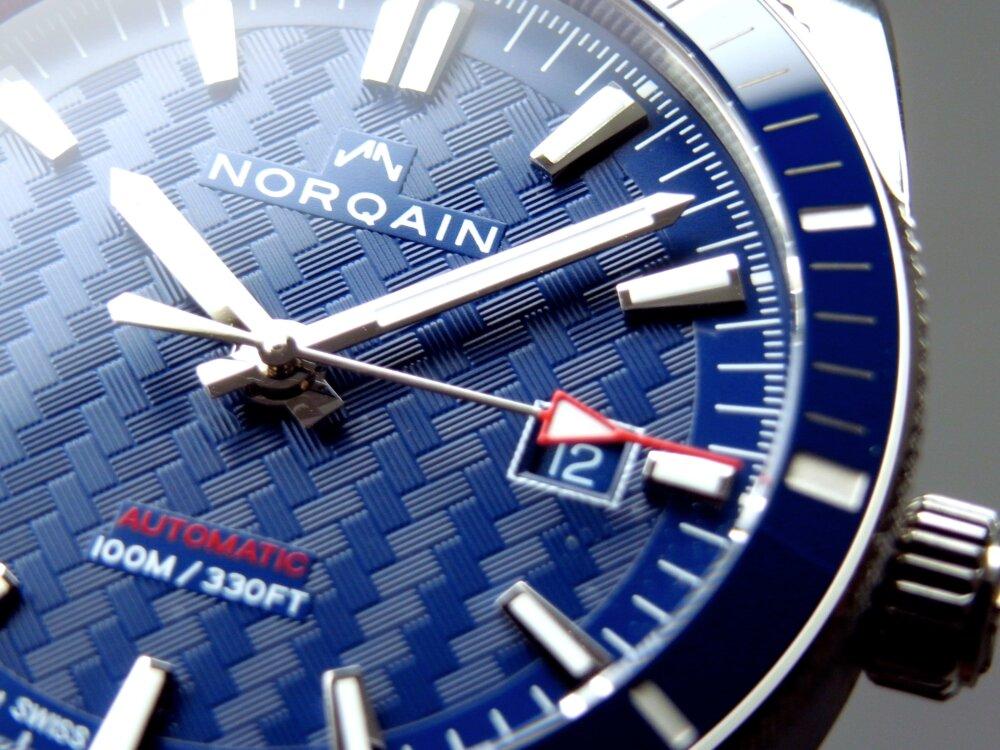 こだわりのスイス時計ブランド 20万円台で手に入れる!NORQAIN(ノルケイン)-NORQAIN -R1178498