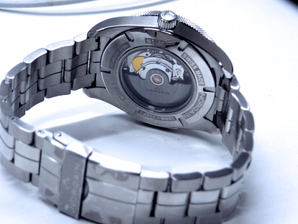 こだわりのスイス時計ブランド 20万円台で手に入れる!NORQAIN(ノルケイン)-NORQAIN -R1178506