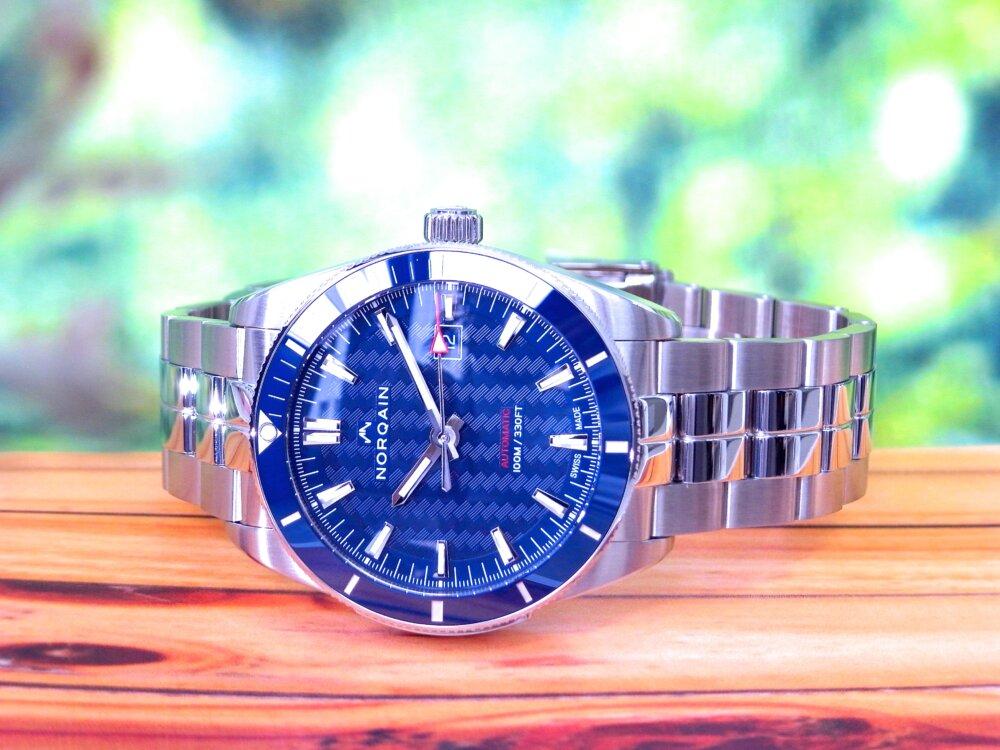 こだわりのスイス時計ブランド 20万円台で手に入れる!NORQAIN(ノルケイン)-NORQAIN -R1178514
