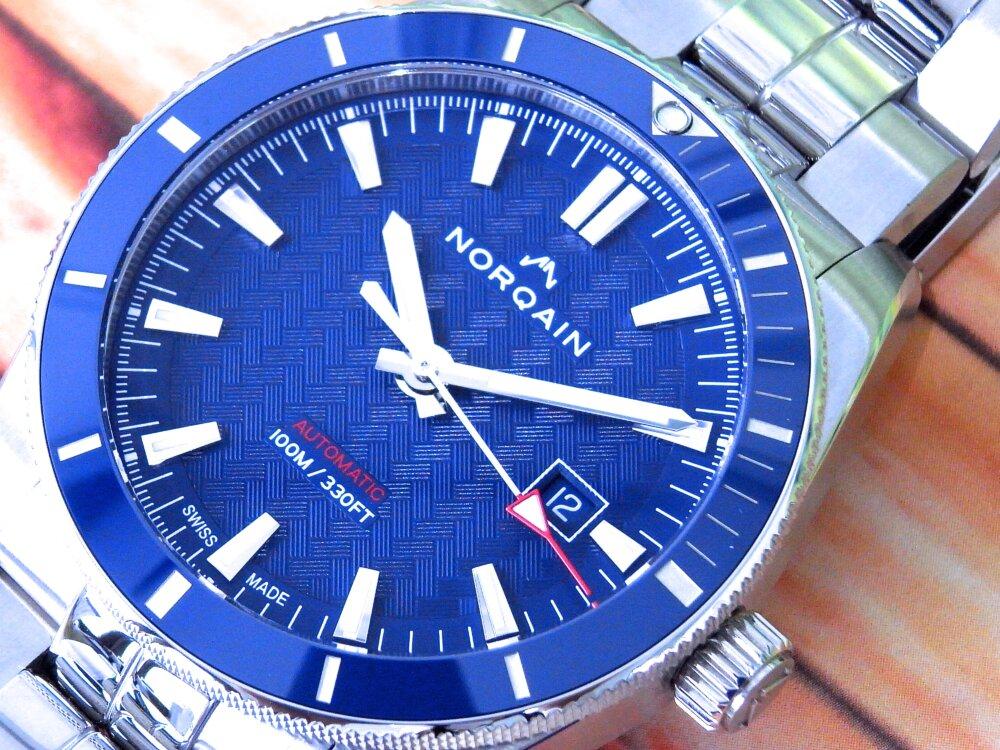 こだわりのスイス時計ブランド 20万円台で手に入れる!NORQAIN(ノルケイン)-NORQAIN -R1178544