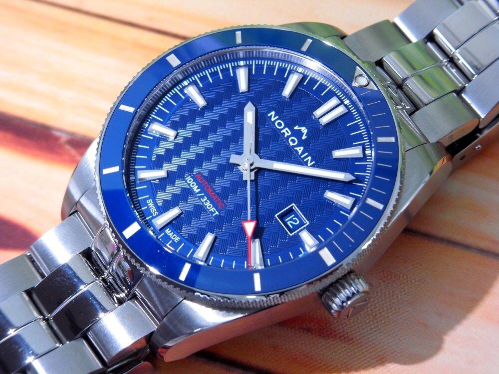 こだわりのスイス時計ブランド 20万円台で手に入れる!NORQAIN(ノルケイン)-NORQAIN -R1178548