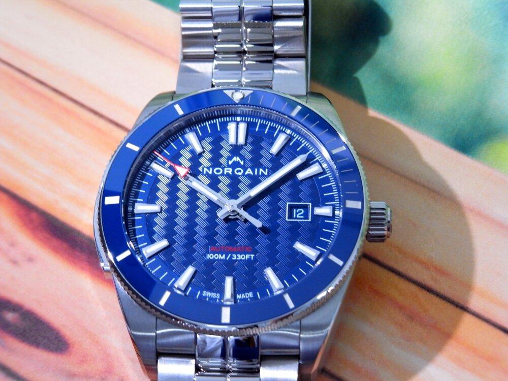 こだわりのスイス時計ブランド 20万円台で手に入れる!NORQAIN(ノルケイン)-NORQAIN -R1178551