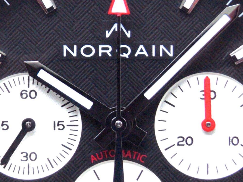 NORQAIN(ノルケイン)スポーティなメカクロノ「アドベンチャー スポーツ クロノ オート」-NORQAIN -R1178666-1