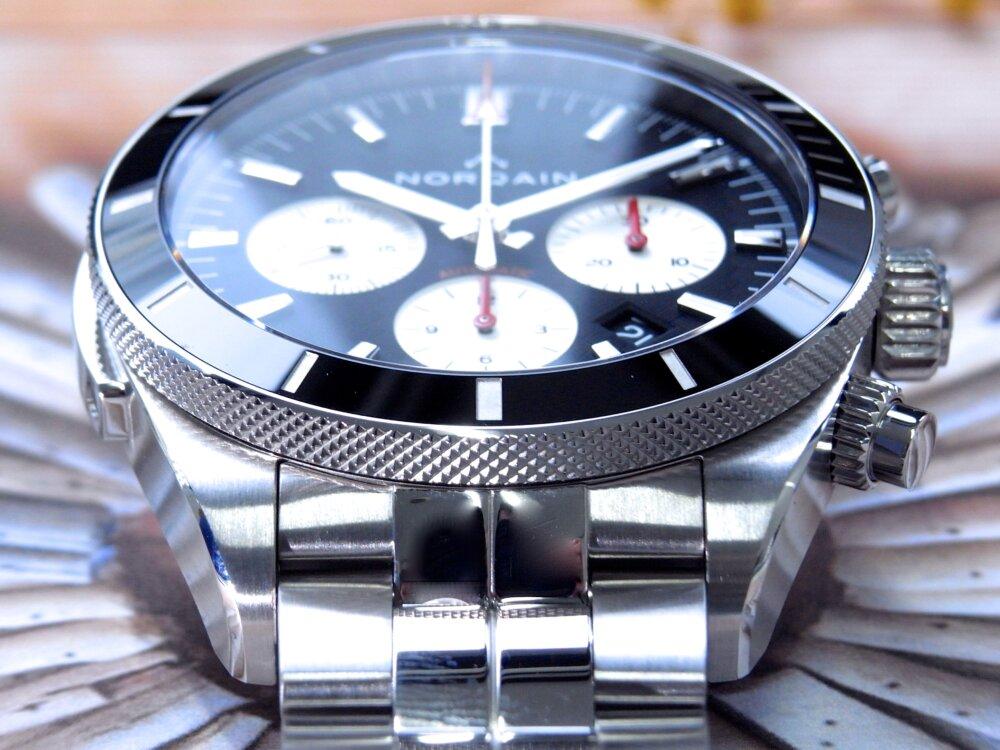 ノルケイン  スイス時計の情熱を伝える!!「アドベンチャー スポーツ クロノ オート」 - NORQAIN