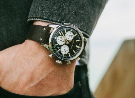 ストップウォッチ付きの時計、クロノグラフの魅力