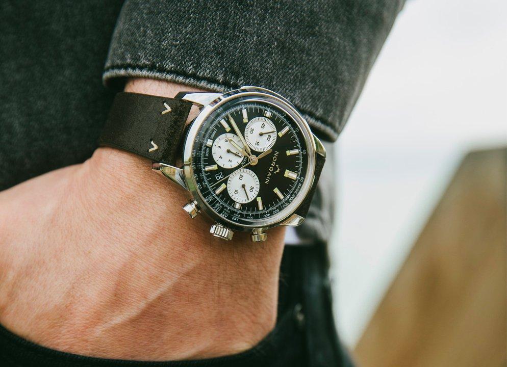 ストップウォッチ付きの時計、CHRONOGRAPH(クロノグラフ)の魅力。-NORQAIN その他 -5535531c192ebd297637db30c07f370e