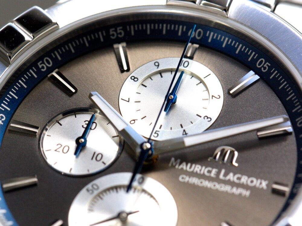2020年モーリス・ラクロアのニューモデル「アイコン クロノグラフ」入荷しました! - MAURICE LACROIX
