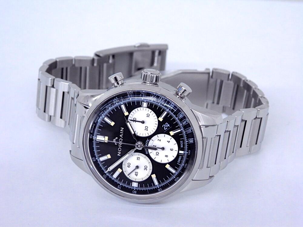ストップウォッチ付きの時計、CHRONOGRAPH(クロノグラフ)の魅力。-NORQAIN その他 -R1175012