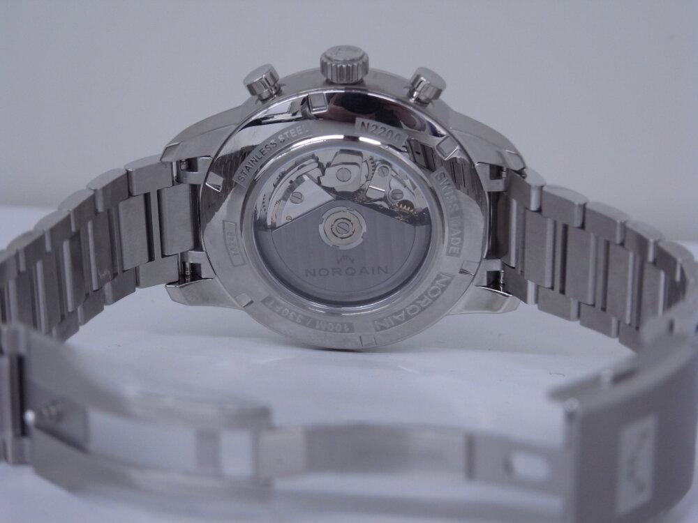 ストップウォッチ付きの時計、CHRONOGRAPH(クロノグラフ)の魅力。-NORQAIN その他 -R1175016