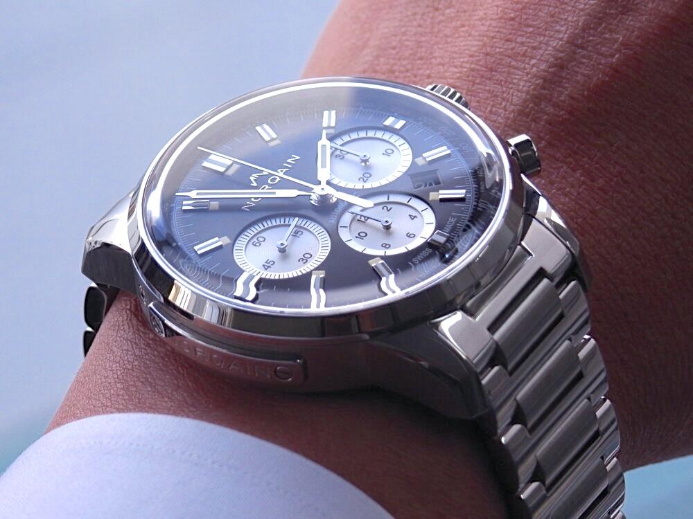 ストップウォッチ付きの時計、CHRONOGRAPH(クロノグラフ)の魅力。-NORQAIN その他 -R1175037