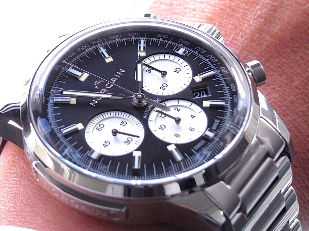 ストップウォッチ付きの時計、CHRONOGRAPH(クロノグラフ)の魅力。-NORQAIN その他 -R1175039