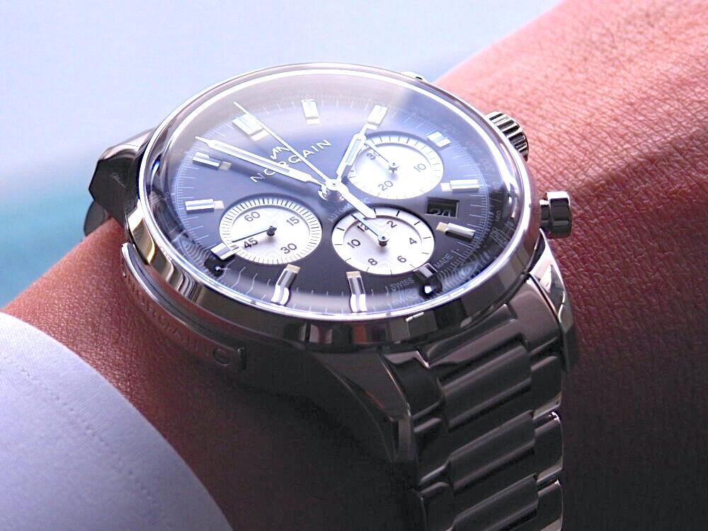 ストップウォッチ付きの時計、CHRONOGRAPH(クロノグラフ)の魅力。-NORQAIN その他 -R1175041