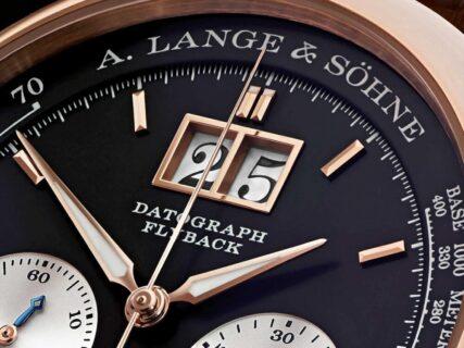 歴史的名機と称される手巻き式クロノグラフ搭載「ダトグラフ・アップ/ダウン」A.ランゲ&ゾーネ