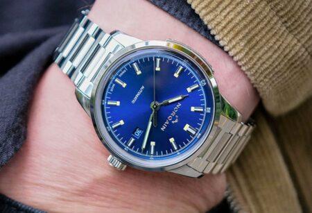 ペアウォッチ♡で、スイスの新興時計ブランド「ノルケイン」を楽しむ♫