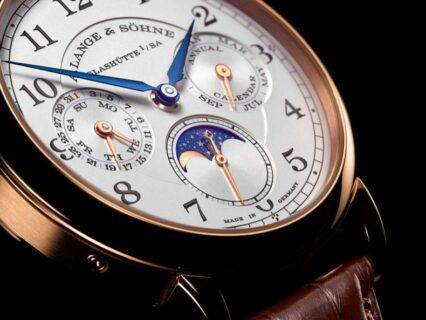 毎日着けたい時計、A.ランゲ&ゾーネ  1815 アニュアルカレンダー