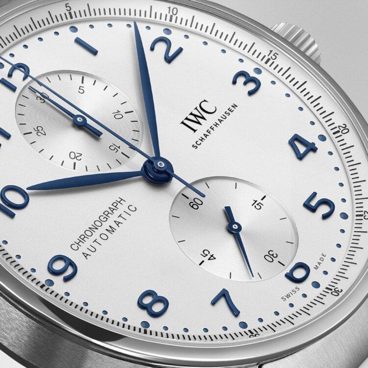 IWC2020年新作 ポルトギーゼ・クロノグラフに初のブレスレットモデル IW371617 が発表-IWC -2078255.transform.buying-options_watch_1000