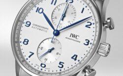IWC2020年新作 ポルトギーゼ・クロノグラフに初のブレスレットモデル IW371617 が発表