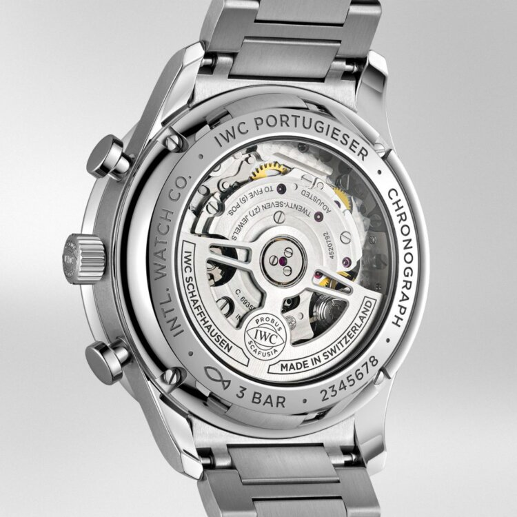 IWC2020年新作 ポルトギーゼ・クロノグラフに初のブレスレットモデル IW371617 が発表-IWC -2078282.transform.buying-options_watch_1000