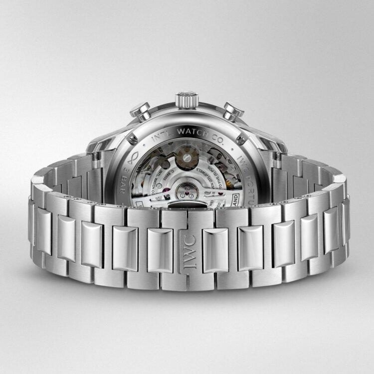 IWC2020年新作 ポルトギーゼ・クロノグラフに初のブレスレットモデル IW371617 が発表-IWC -2078296.transform.buying-options_watch_1000