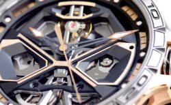 ロジェ・デュブイでスケルトンウォッチを 〜 時計界随一の進化した時計の世界 〜