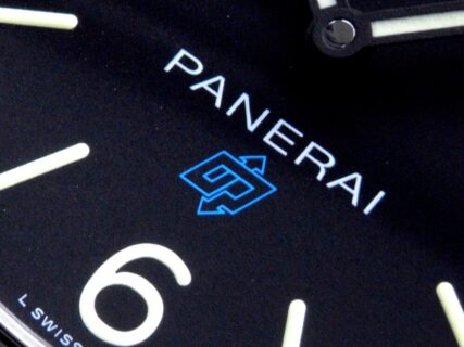 PANERAI(パネライ)ルミノール ベース ロゴ 品番 PAM00774