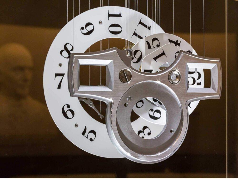 型破りなデザインの独自のカテゴリーを確立、A.ランゲ&ゾーネ「ツァイトヴェルク」 - A.LANGE&SÖHNE