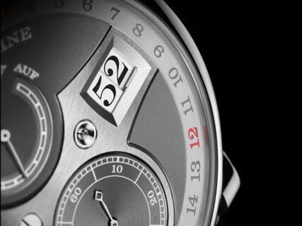 A.ランゲ&ゾーネのデジタル表示時計の新たな姿「ツァイトヴェルク・デイト」