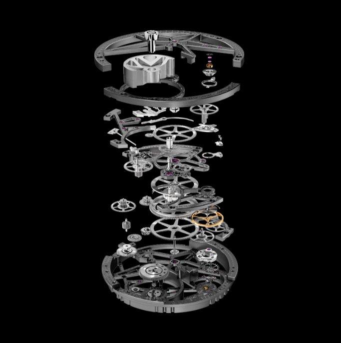ROGER DUBUIS(ロジェ・デュブイ)「エクスカリバー42 オートマティック スケルトン」入荷しました!-ROGER DUBUIS -21fdef49974d84d796db8f05ee058f8e