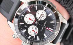 ノルケイン  スイス時計の情熱を伝える!!「アドベンチャー スポーツ クロノ オート」