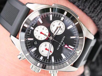 NORQAIN【ノルケイン】スイス時計の情熱を伝える!!「アドベンチャー スポーツ クロノ オート」