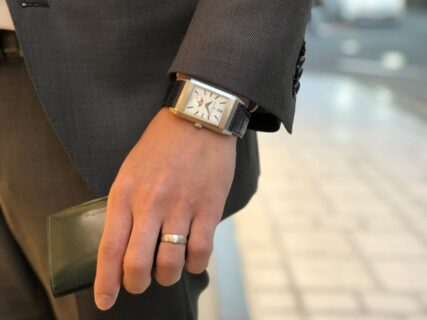 男にとって名刺代わりの腕時計、着けるなら選び抜いた1本を。