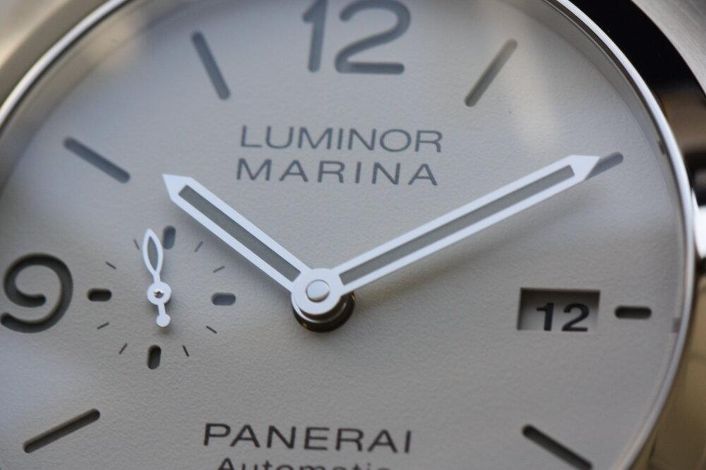 パネライ新作モデル  LUMINOR MARINA(ルミノールマリーナ)44MM PAM01314-PANERAI -IMG_0227