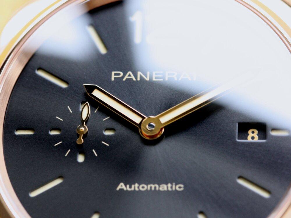 PANERAI(パネライ)新しいアイコン、歴史に光を「LUMINOR DUE(ルミノール ドゥエ)42MM PAM01041」-PANERAI -IMG_0366