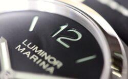 パネライ  ケース径42mmの 「ルミノールマリーナ」 PAM02392