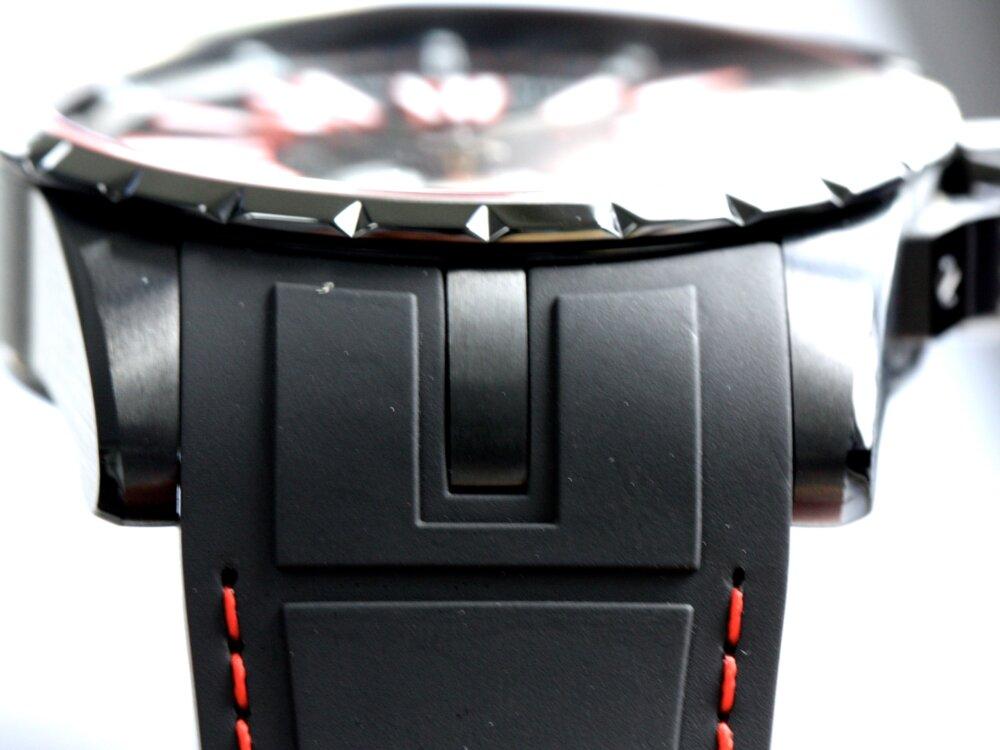 ロジェ・デュブイ ブラックDLC加工をケースに施した「エクスカリバー45オートマティック」-ROGER DUBUIS -IMG_9321