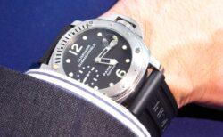 店長の愛用時計、パネライ「ルミノール サブマーシブル」のご紹介