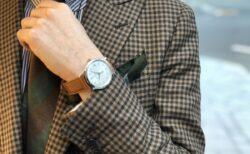 ジャガー・ルクルト ミニマリズムを追求した腕時計、新作「マスター・コントロール・デイト」再入荷しています。
