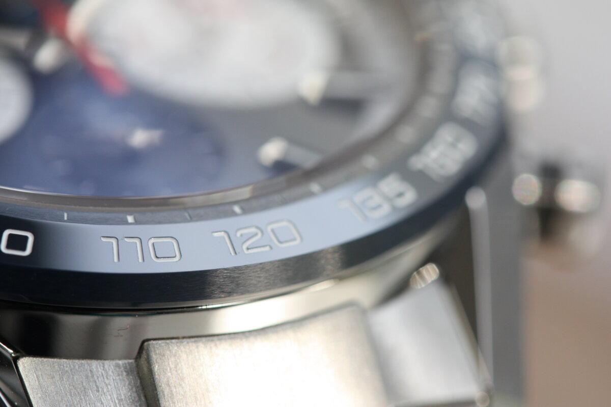 タグホイヤー特別限定モデル「カレラ スポーツクロノグラフ リミテッドエディション」 - TAG Heuer